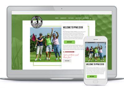 Pikes Peak Women Golfers
