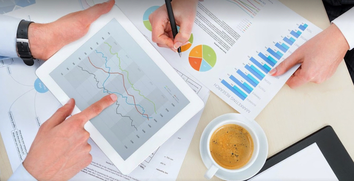 Springs Small Business Marketing Coffee Marketing Charts and Web Analytics