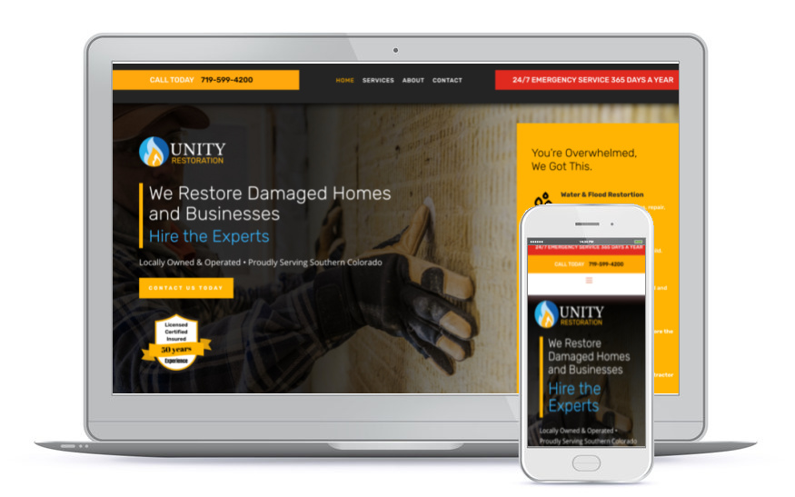 Santa Fe Oxygen and Healing Bar Website